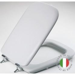 Copriwater ceramica ideal standard serie conca sedilewc for Copriwater conca ideal standard