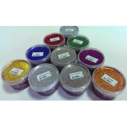 Glitter Decorativo in Gel per Pitture ml. 90