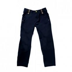 Pantalone Wonted Nero Diadora Utility