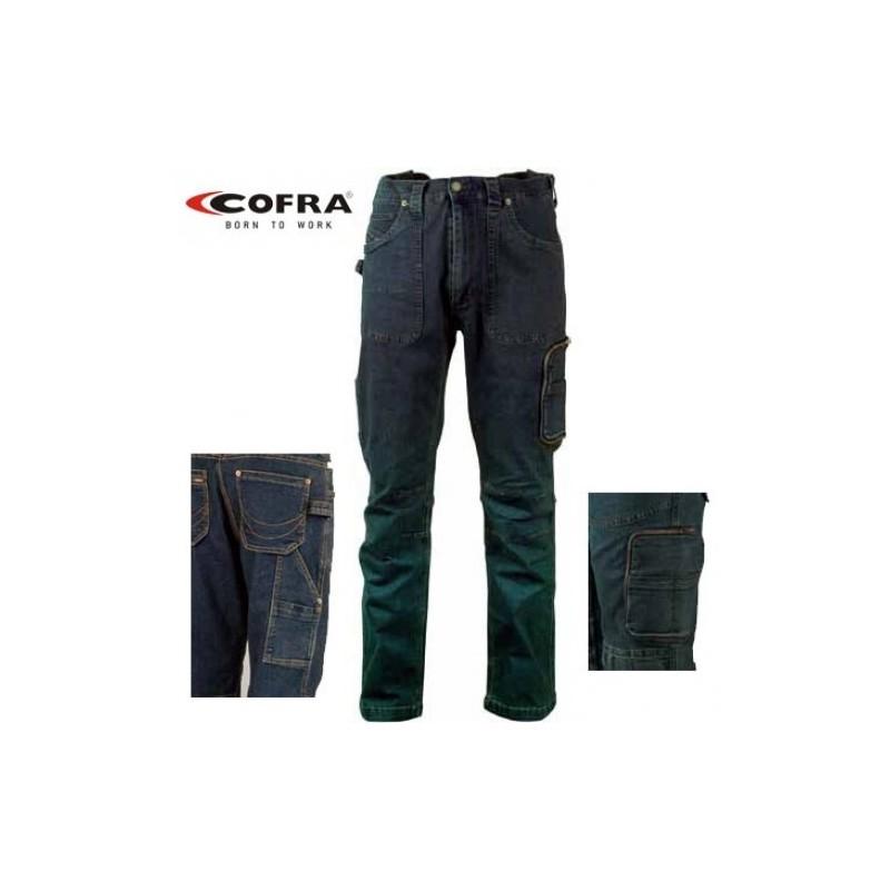 2907488adae6 Pantalone Barcelona jeans Cofra