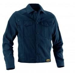 Giubbino Jeans 4 tasche denim Utility Diadora