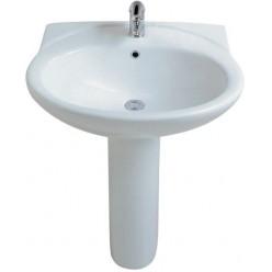 Colonna per lavabo LEI Ceramica Globo LE005