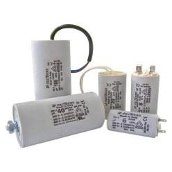 Condensatori per Motori e Applicazioni Generali