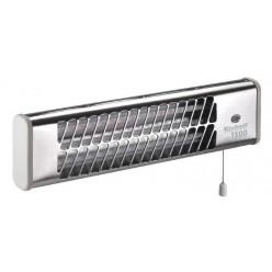 Irradiatore di calore da parete al quarzo QHT 1500 Einhell