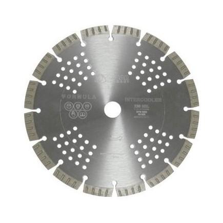 Disco Diamantato Intercooler Stayer d.230
