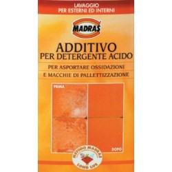 Additivo per Acido Madras lt. 0,250