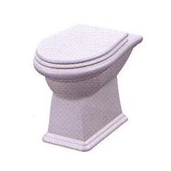 Vaso a terra Thermae 4V02 Ceramica Falerii