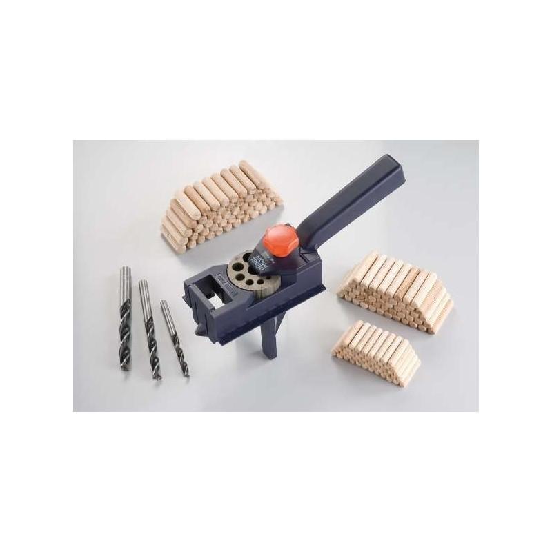 Dima rapida per spinatura del legno giunzioni ad angolo o a t for Guida per spinatura