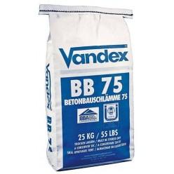VANDEX BB 75 Impermeabilizzante a spessore per calcestruzzo