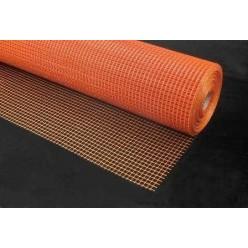 Rete in fibra di vetro da 115 g/mq. per intonaco