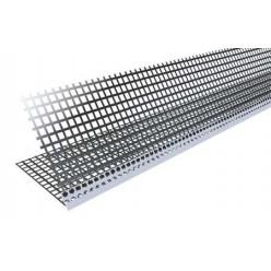 Gocciolatoio in PVC con rete in fibra mt.2,50