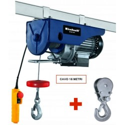 Paranco elettrico BT-EH 250 Einhell 2255118