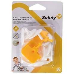 Copriprese per bambini con chiave di rimozione