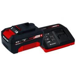 Einhell Starter Kit Power-X-Change 4512042 Caricabatteria e Batteria da 4000 mAh Li-Ion