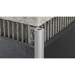 Profilo Jolly in Alluminio - per Rivestimento mm. 8