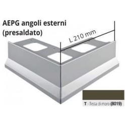 Profilo Permetrale Scossalina per Terrazzi - cm. 270