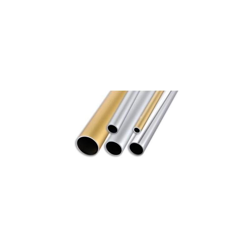 Tubo Tondo in Alluminio mm.18x1  mt. 2