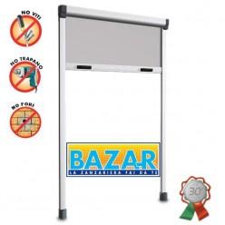 BAZAR - Zanzariera avvolgibile verticale cm. 120x170