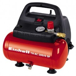 Compressore portatile TH-AC 190/6 OF - 6 litri 8 bar - Einhell 4020495