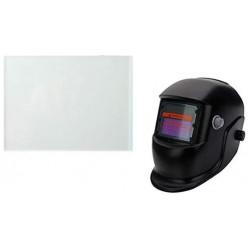 Protezione trasparente per casco saldatore - 2 Pezzi