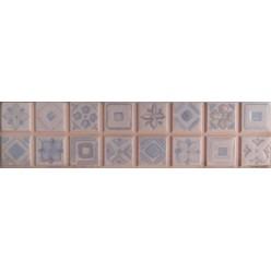 Listello in Ceramica Inciso 5x20 per Rivestimento Bagno