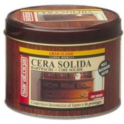 Saratoga Gran Classe Cera Solida per Legno ml. 500
