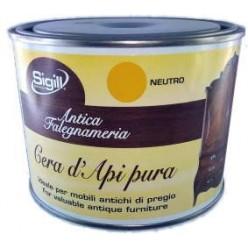 "Cera d'Api Pura ""Antica Falegnameria"" ml. 500 - Neutro"