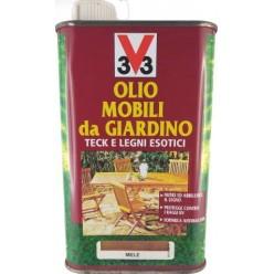 Olio protettivo Mobili da Giardino ml. 500 - Teck