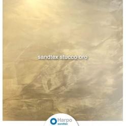 Sandtex Stucco Spatolato Metallico Oro - g. 375