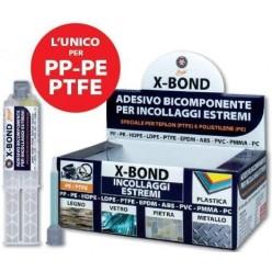 X-Bond Sigill NPT Colla Bicomponente per Plastica