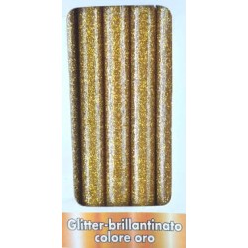 Stick Colla a Caldo Oro con Glitter 8x300