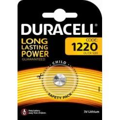 Duracell CR1220 Batteria 3V