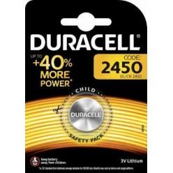 Duracell DL/CR 2450 Batteria 3V