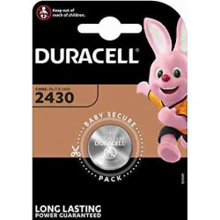 Duracell DL/CR 2430 Batteria 3V