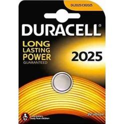 Duracell CR2025 Batteria 3V