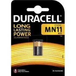 Duracell MN11 Batteria 6V