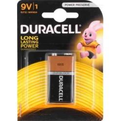 Batterie Alcaline Plus 9V