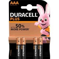 Batterie Alcaline Plus AAA