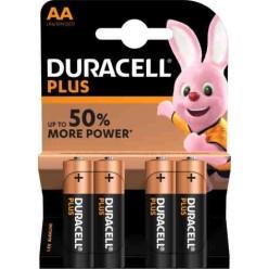 Batterie Alcaline Plus AA DURACELL