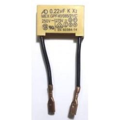 Condensatore per Elettroutensili - STAYER MH6BK