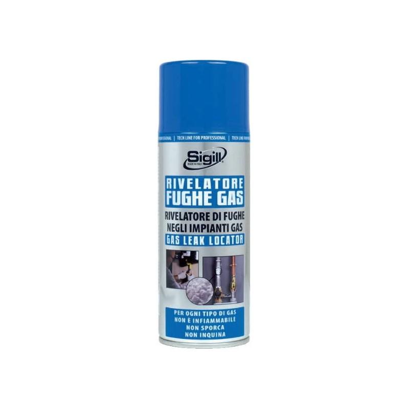 SIGILL Rivelatore Fughe Gas ml. 400