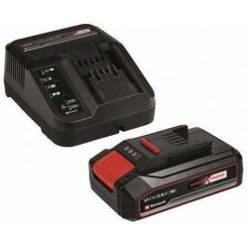 Einhell Carica batteria rapido Power-X-Change 4512097