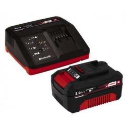 Einhell Kit batteria e caricabatteria PXC Starter Kit 18V 3,0Ah 4512041