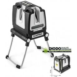 Livella Laser Multi-linea 873G PROLASER® GREEN VECTOR KAPRO